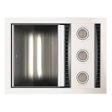 bathroom lighting simple hpm bathroom heater fan light decor