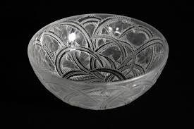 Lalique Vase With Birds A Rene Lalique