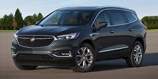 2018 buick enclave features and specs car and driver