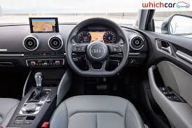 audi dashboard 2017 2017 audi a3 review