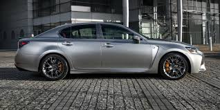 lexus gsf red lexus gs f review carwow
