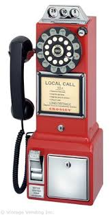 history of telephone payphone history and the crosley wall phone