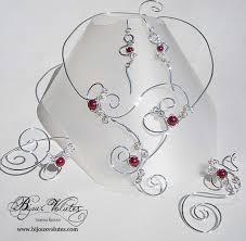 bijoux mariage 14 best bijoux mariage bordeaux colliers mariage perles rouges
