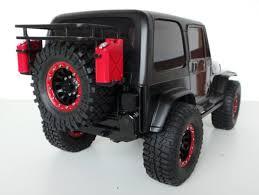 jeep tamiya roof rack u0026 frame real rack 2x gas tank for jeep yj tamiya