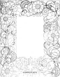 pencil drawing simple design flower simple flower designs for