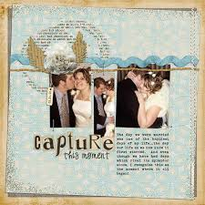 wedding scrapbook pages layout roundup ideas for scrapbooking weddings