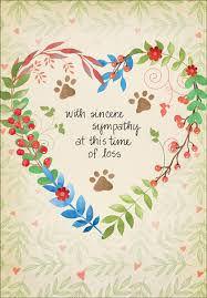 sympathy cards for pets veterinary sympathy cards for pets it takes two inc