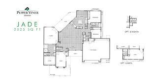 tierra linda floor plans pepper viner homes