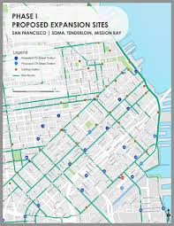 San Francisco Area Map by Milestone Reached In Bay Area Bike Share Expansion U2013 Streetsblog