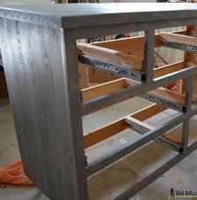 diy dresser 7 drawer dresser with chevron top her tool belt