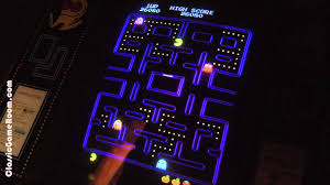 classic game room pac man arcade game review youtube