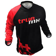 motocross jerseys custom 2017 truth motocross jersey red truemx