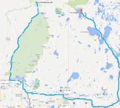 Where Is Fort Mcmurray On A Map Of Canada After Trudeau U0027s Visit To La Loche What He Should Do Next