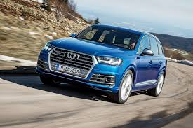 first audi audi sq7 first drive car june 2016 by car magazine