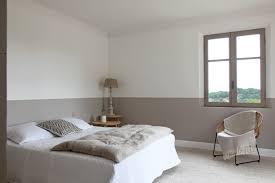 comment peindre une chambre avec 2 couleurs peindre une chambre en deux couleurs