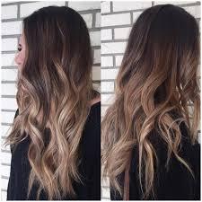 Balayage For Light Brown Hair Dark Brown Hair With Dusty Rosy Dark Blonde Balayage Mad Hair