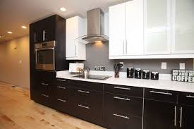 wall for kitchen ideas one wall kitchen design shapes for renovated interior regarding
