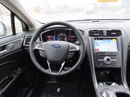 Ford Escape Dashboard - 2017 new ford fusion titanium awd at watertown ford serving boston