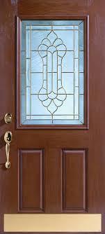 Exterior Back Doors What Are Advantages Of Exterior Fiberglass Doors Interior