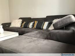 canape d angle relax electrique canapé d angle relax électrique a vendre 2ememain be
