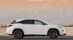 lexus van 2015 three row lexus rx confirmed