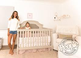 in style magazine customer service inside jana kramer u0027s daughter jolie u0027s nursery photos