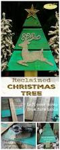 art is beauty home for christmas reclaimed repurposed recycled