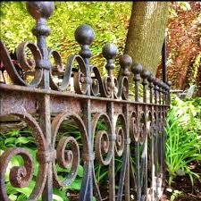 iron fence design philippines wrought iron fence ideas corrugated