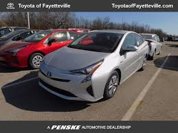 toyota new 2017 new toyota prius at toyota of fayetteville serving nwa springdale