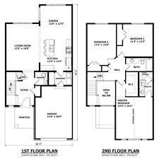2 storey house design blueprint house plans