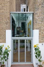 frameless glass bifold doors 7 best curved glass extension images on pinterest curved glass