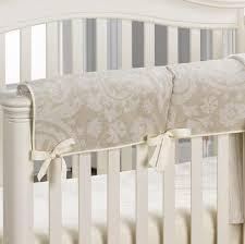 Cloud Crib Bedding Lavender Damask Bumperless Crib Bedding Liz And Roo
