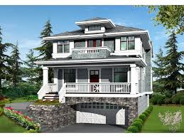two craftsman style house plans two craftsman house plans rotunda info