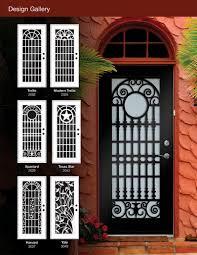 titan security doors desert king windows