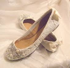 Wedding Shoes Off White Cream Flat Wedding Shoes The Wedding Specialiststhe Wedding