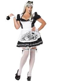 plus size dark alice costume halloween costumes