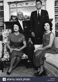 Kennedy Jacqueline Rose Kennedy Joseph P Kennedy John F Kennedy Jacqueline