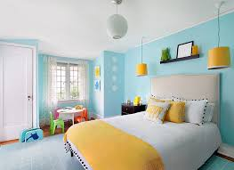 Green And Blue Bedrooms - yellow and blue interiors living rooms bedrooms kitchens