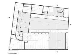 Attic Floor Plans by Gallery Of Budapest Music Center Art1st Design Studio 29