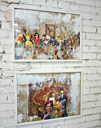 buy the painting of the last supper leonardo da vinci collage the last supper leonardo da vinci marilyn monroe darth vader mask