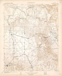 Map Southwest Usa by Collection C 007 Usgs Topographic Map Of Jerome Az At The