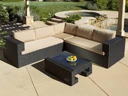 patio l shaped patio furniture home interior design
