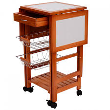 dazzling kitchen island with wheels and drop leaf also pull out