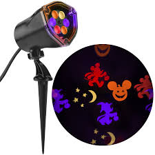 Halloween Safety Lights by Shop Disney Mickey Multi Function Red Orange Purple Green Led