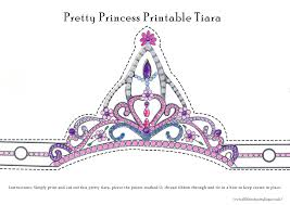 princess crown coloring pages to print virtren com