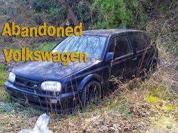 volkswagen old cars abandoned volkswagen old volks abandoned germany cars abandoned