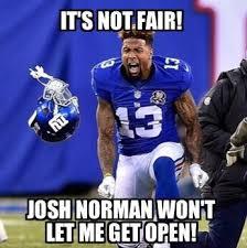 Funny Ny Giants Memes - 21 best memes of odell beckham the new york giants getting