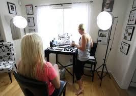 makeup school in los angeles get certified 4 day intensive makeup school in los angeles