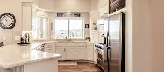 how to modernize a small kitchen top 5 small kitchen layouts signals az