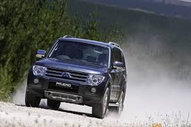 2009 mitsubishi pajero first steer photos 1 of 24